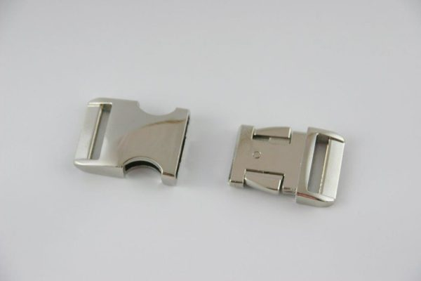 Steckverschluss Aluminium