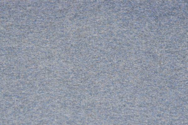 Loop-Schal hellblau Jeansoptik Detailansicht