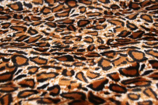 Hundedecke Tierprint Tiger Detailansicht